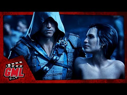 ASSASSIN'S CREED 4 BLACK FLAG - FILM COMPLET FRANCAIS