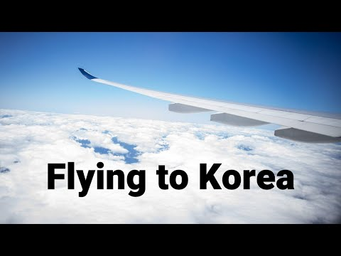 Flying to Korea during the Pandemic