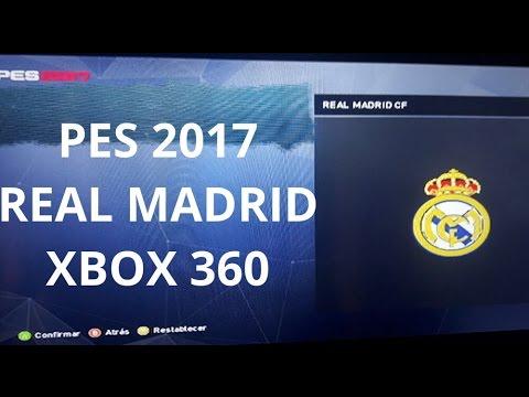 Crear Escudo De Real Madrid - PES 2017 - SPORTS GAMES TUTORIALS