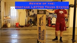 Review of the Onstage LS7730