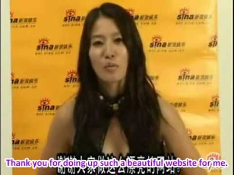 Hwangbo Sina Interview 2009.10.14 [eng sub]