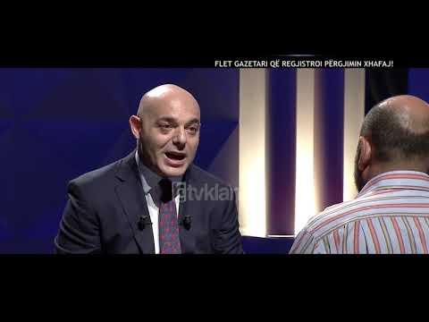 Opinion - Flet gazetari që rregjistroi pergjimin Xhafaj! (21 maj 2018)