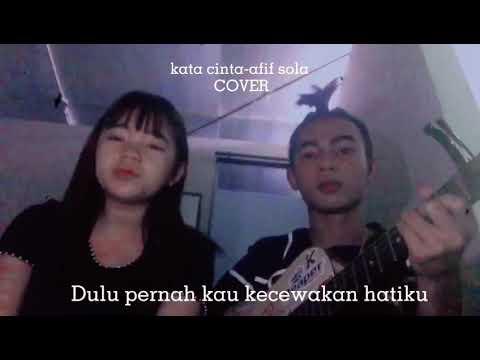Download Ost Cinta Tiada Ganti Afif Sola Kata Cinta Daily Movies Hub
