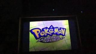 "Pokemon johto master quest episode ""rage of innocence"""