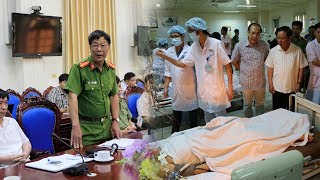 Khởi tố vụ chạy thận làm bảy người chết ở Hòa Bình