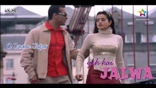 Download O Jaane Jigar || YEH HAI JALWA || Salman Khan&Amisha Patel || Full Video Song