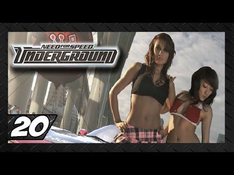 Need For Speed Underground: Série #20 - GANGUE DO EDDIE!!   [PTBR 60fps]