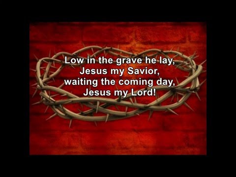 Up from the Grave (Christ is Risen) - Rise and Run (with lyrics)