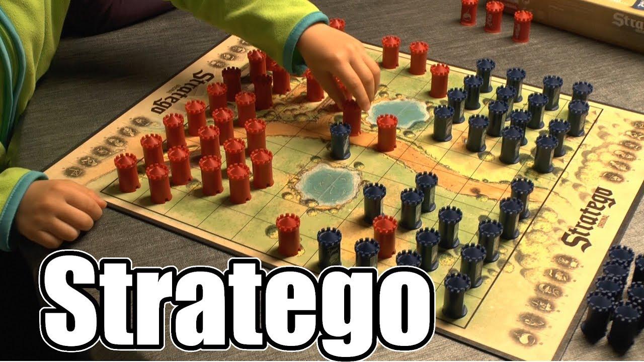 Stratego Spielanleitung