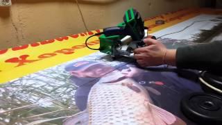 Интерьерная печать баннера, сварка баннера. plotterprint.ru(, 2014-03-25T21:41:05.000Z)