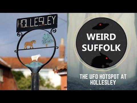 Weird Suffolk: Hollesley UFO hotspot
