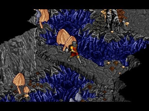 Let's Play Ultima VIII #23: Seeking Stone Cove