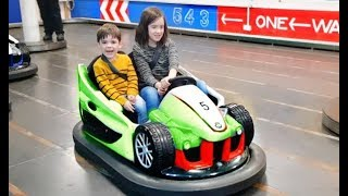Ride on Cars Indoor Play Area Fun For Kids
