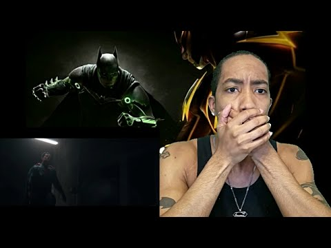 Injustice 2 - Announcement Trailer Reaction