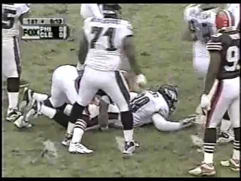 1991 Eagles at Cleveland pt 1