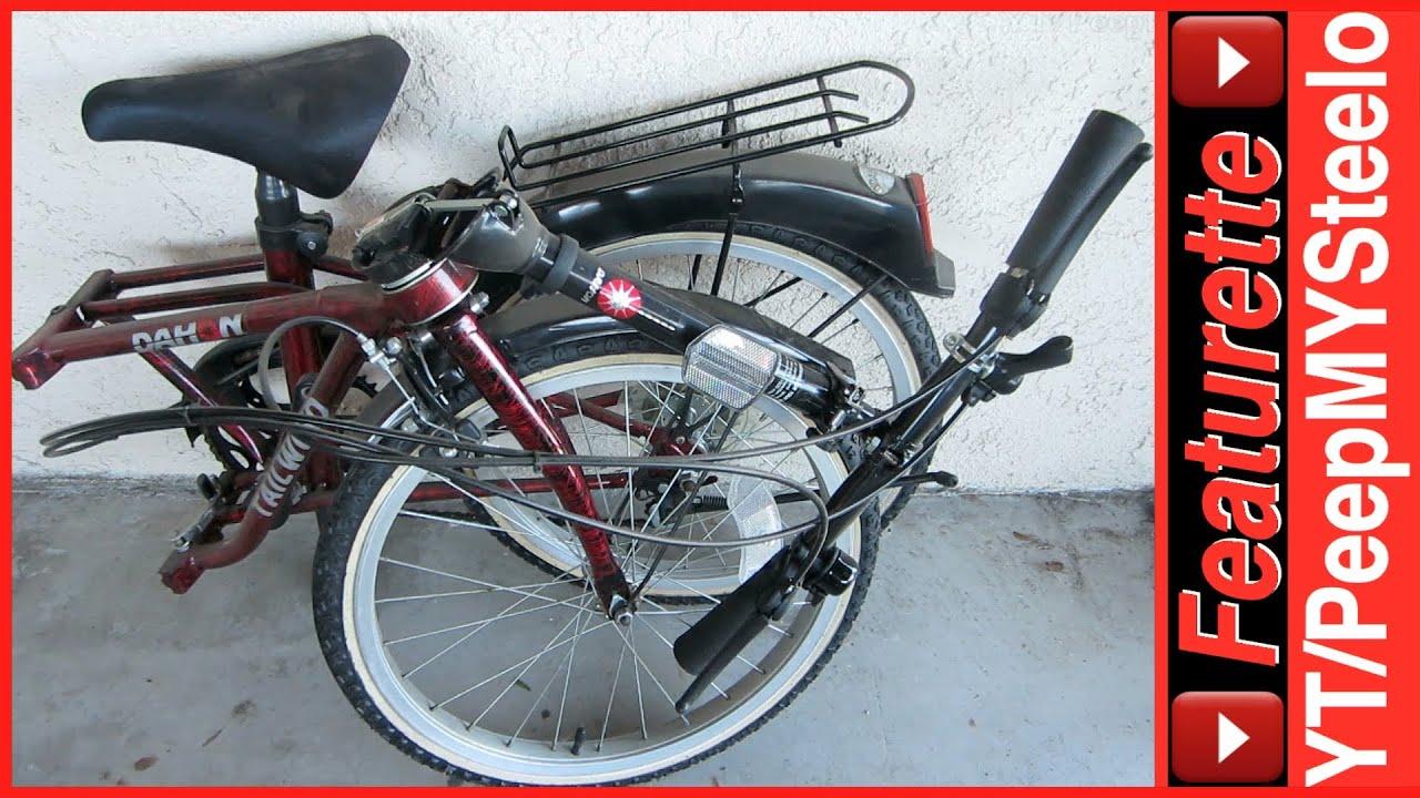 Dahon Folding Bike Tailwind In Best Foldable Bicycle Design Like