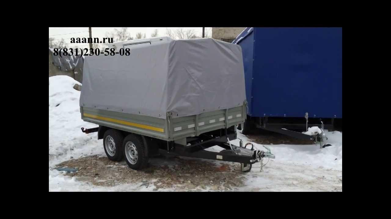 ГАЗ 33023 Фермер и ГАЗ 3302 Европлатформы - YouTube