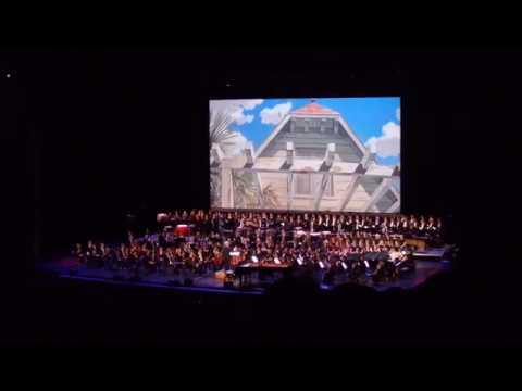 Joe Hisaishi - Hisaishi Jō au Palais Des Congrès - Totoro