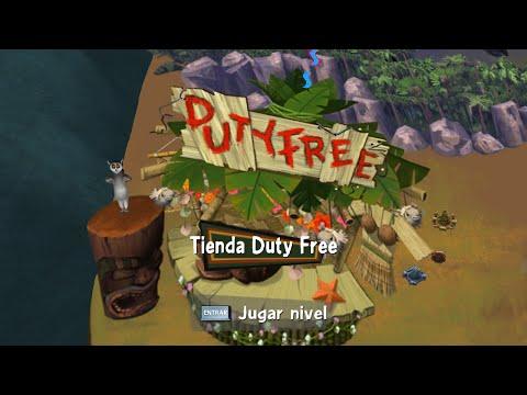 """Madagascar 2 - Parte 18 - """"Tienda Duty Free"""" (Todo comprado)"""
