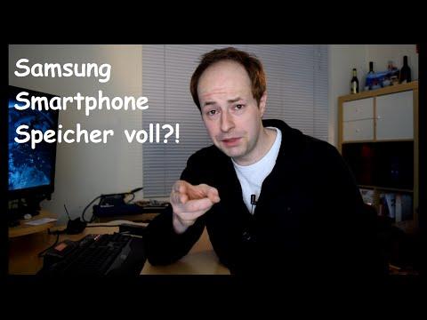 Samsung Galaxy S2 Speicher voll?! - Hier kommt die Lösung