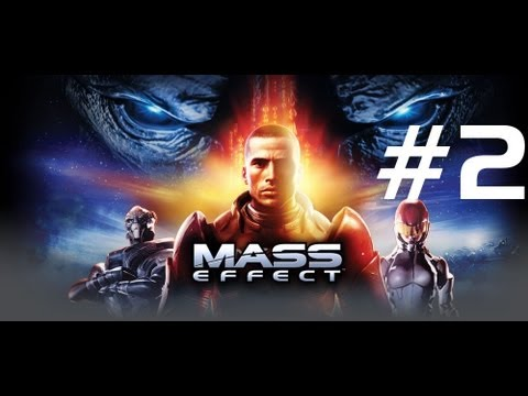 Mass Effect 100% Walkthrough - Part 2 - Prologue: Find the Beacon 1080p