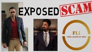 FITNESS LEAGUE OF INDIA AND TARUN GILL FULLY EXPOSED/FARZI LEAGUE OF INDIA
