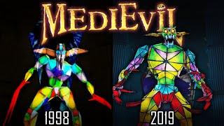 MediEvil Remake vs Original | Direct Comparison