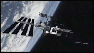 ISS Estación Espacial Internacional 1/5