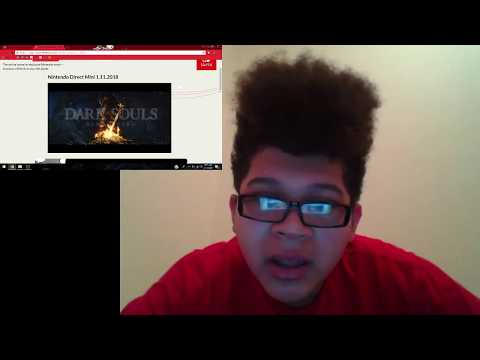 DARK SOULS REMASTERED ON THE SWITCH (GABE'S FIRST REACTION)
