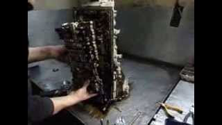 Ремонт АКПП Лексус IS 250 A960, часть 2(, 2013-11-09T20:21:12.000Z)