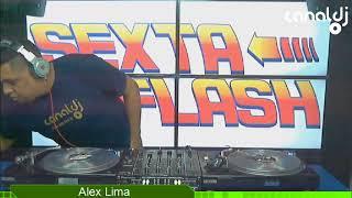 DJ Alex Lima - Black Classics - Programa Sexta Flash - 09.02.2018