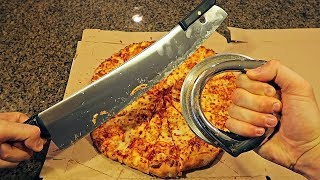10 Pizza Cutters Gadgets put to the Test!