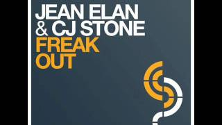 Jean Elan & CJ Stone - Freak Out (Original Mix) HQ