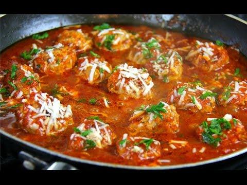 AMAZING! Turkey Meatballs #TastyTuesdays   ChrisDeLaRosa.com