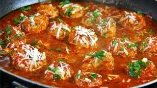 AMAZING! Turkey Meatballs #TastyTuesdays | ChrisDeLaRosa.com