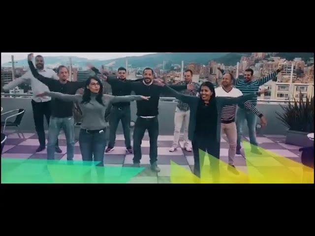Весёлое и международное корпоративное видео компании BPC group!