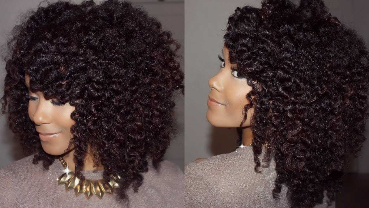 Perfect Your Twist Out YouTube