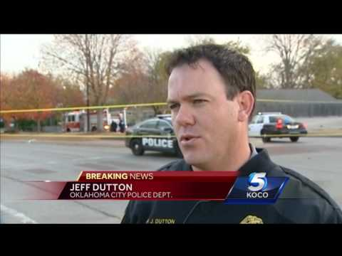 1 dead, another injured in northwest Oklahoma City shooting