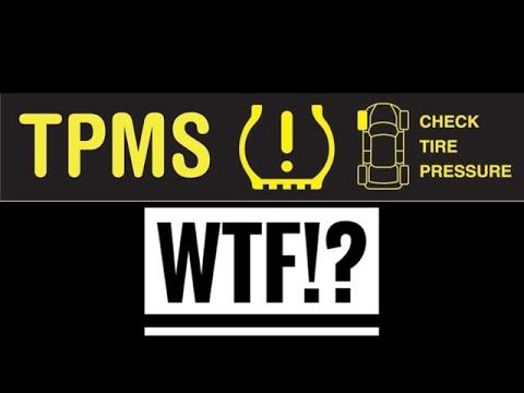 Fix Honda CRV Repair Tire Pressure Light And Save Money
