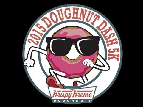 Donut Dash 5k Daytona Beach 2014