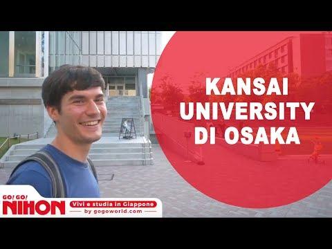 Studiare alla Kansai University di Osaka - Go! Go! Nihon Live Show #18