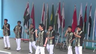 Video Kun anta , Juara 1 Festival Arabfest 2015 FIB Unpa download MP3, 3GP, MP4, WEBM, AVI, FLV Oktober 2017