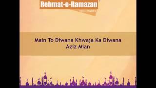 Main To Deewana Khawaja Ka