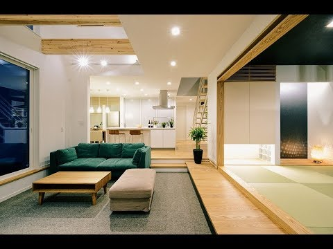 JAPANESE MODERN HOUSE TOUR | YAMAGUCHI DESIGN