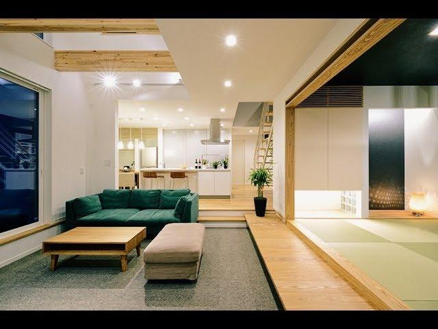 Japanese Modern House Tour Yamaguchi Design Youtube
