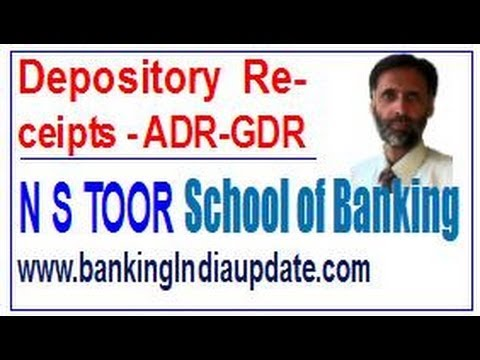 Depository Receipts - GDR-ADR-IDR