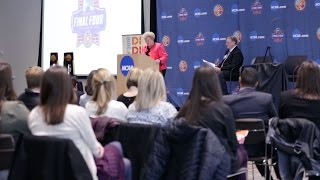 2016 Womens Final Four 40 Days Out Press Conference