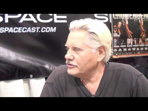 Robert Mitchell Interviews William Forsythe