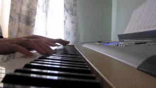 Madame De Pompadour - Doctor Who Soundtrack - Piano cover