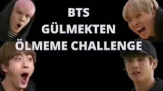 BTS ile gülmekten ölmeme challenge 2